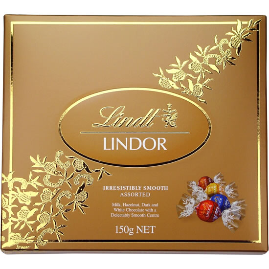 Lindt Box Assorted Chocolates Extras Funky Bunches